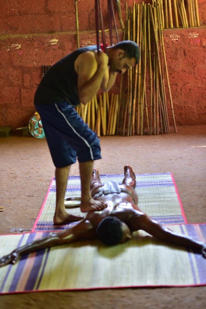 Ayurveda massage in Wayanad, Kerala
