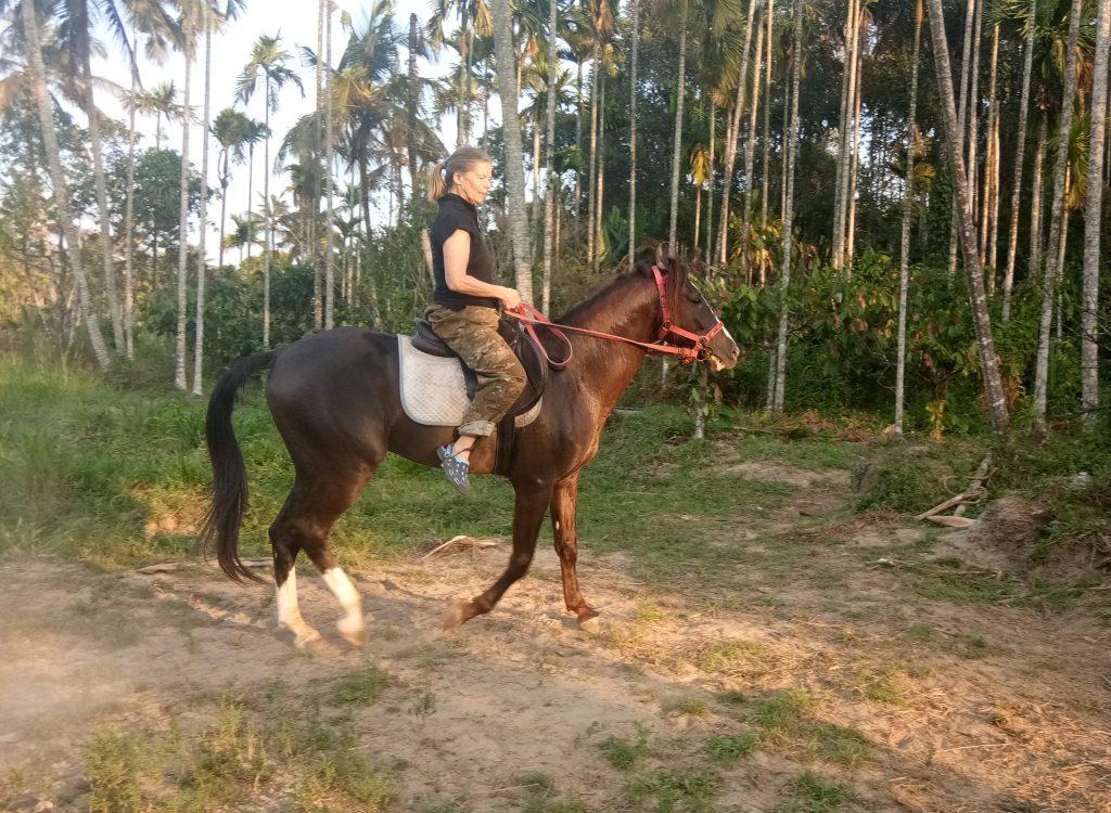 horse riding course for women